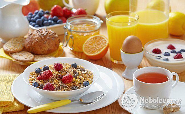 10 Причин для сніданку