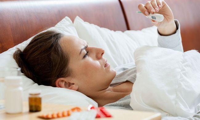13 Причин субфебрильної температури