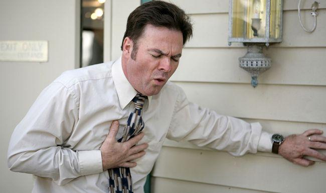 5 Ознак наближення інфаркту