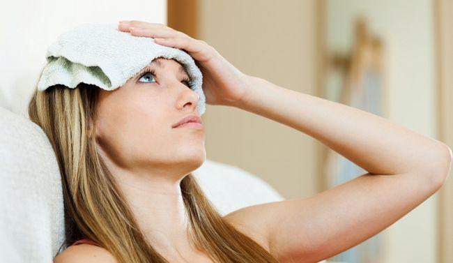 5 Способів знизити температуру без ліків
