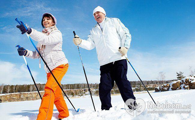 7 Причин навчитися кататися на лижах