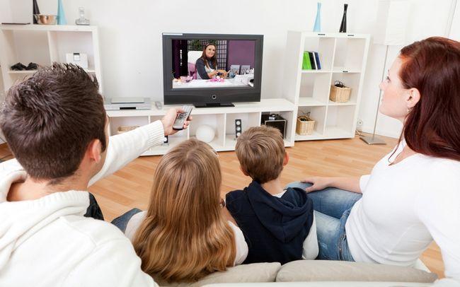 8 Шкідливих наслідків перегляду телепередач