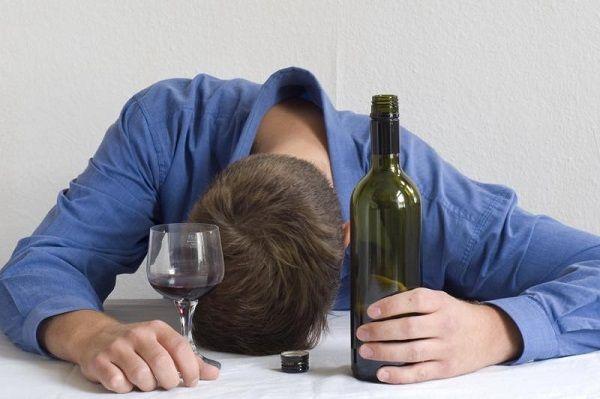 Абстинентний синдром при алкоголізмі