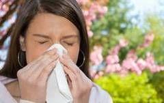 Алергія на пил: симптоми, лікування