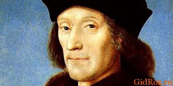 Генріх VII - правитель, на час якого і потрапила ця страшна епідемія