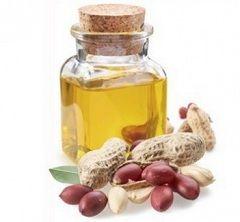 Арахісове масло - рослинне масло з плодів арахісу