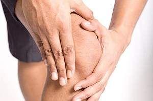 Артроз колінного суглоба симптоми
