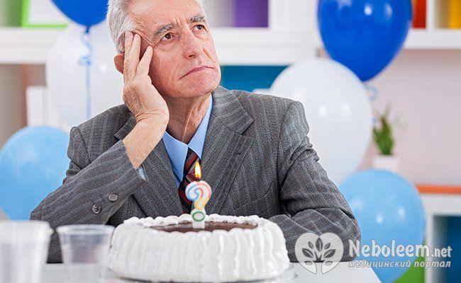 Хвороба альцгеймера: симптоми і догляд за хворим