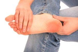Бурсит стопи: основні види патології