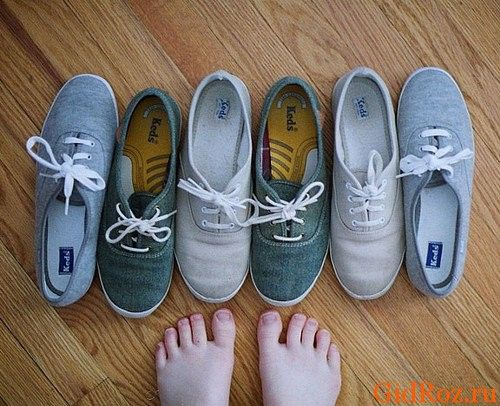 Вибираючи взуття, зверніть увагу, з чого вона виготовлена   і на якість, інакше проблеми з ногами Вам не уникнути!