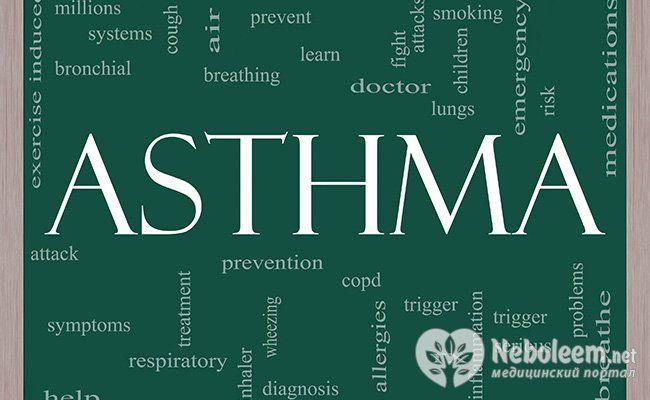 Що потрібно знати про астму