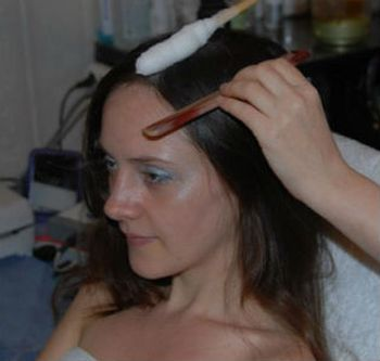 Що таке кріомасаж волосистої частини голови