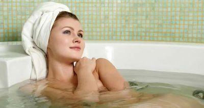 гаряча ванна і шугарінг