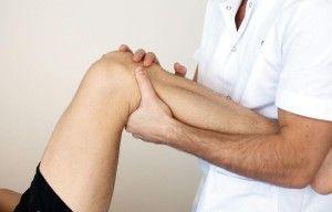 Деформація колінних суглобів