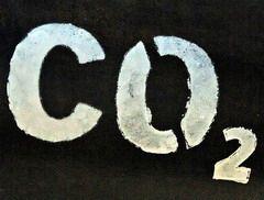 Хімічна формула діоксиду вуглецю