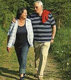 Доведено, що піші прогулянки значно знижують ймовірність виникнення інсульту