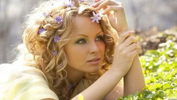 Домашній догляд за освітленим волоссям
