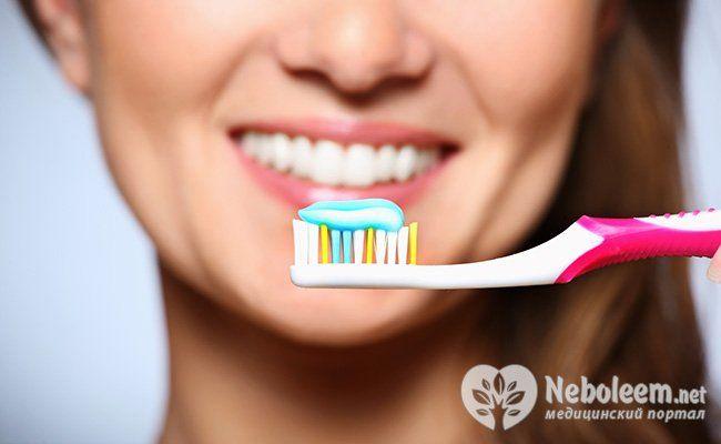 Відбілююча зубна паста