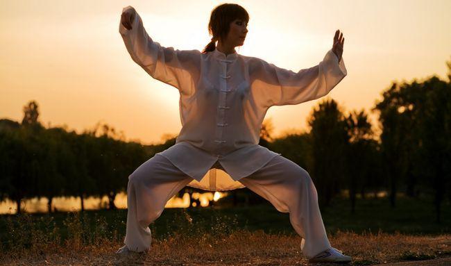 Гімнастика цигун