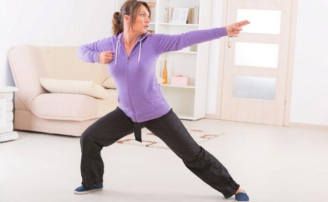 Вправи гімнастики цигун
