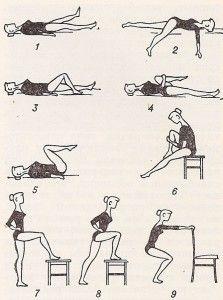 Гімнастика при артрозі кульшового суглоба: підбираємо вправи