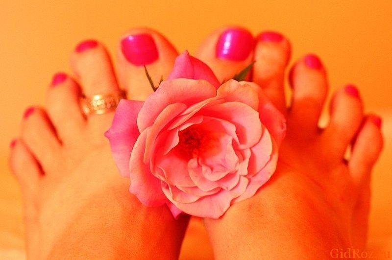 Гіпергідроз і запах ніг - немає нерозв`язних проблем!