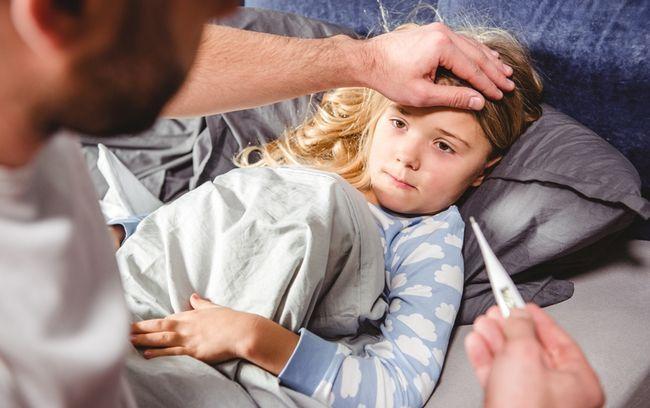 Гонконгський грип у дітей: особливості, симптоми, правила лікування і профілактика
