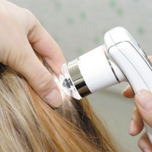 дерматоскопія волосистої частини голови