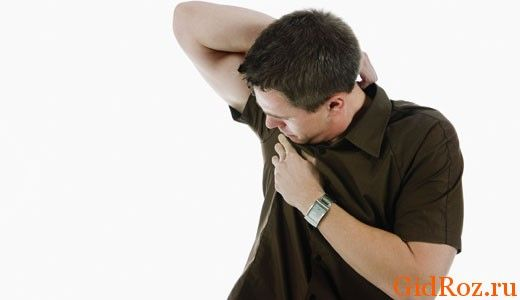 Пот здорової людини не повинен мати запаху, причиною аромату - бактерії, які живуть на шкірі!
