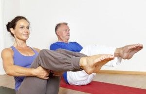 Вправи при варикозі ніг