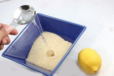 приготування пасти для шугаринга