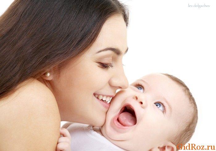 Як позбутися від потнички у новонароджених