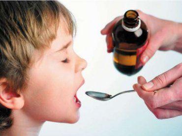 Як лікувати кашель у дітей? кашель