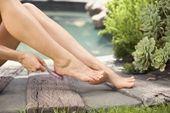 Як лікувати шип на нозі шкіра