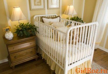 Кімната малюка повинна регулярно провітрюватися! Тоді у висипки буде менше шансів!