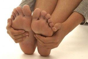 Як правильно лікувати мозолі на ногах