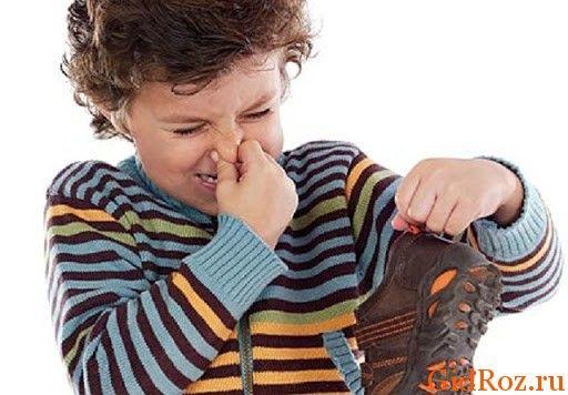 Як раз і назавжди позбутися від смороду в черевиках і чоботах