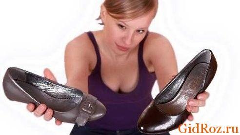 Часом запах пов`язаний безпосередньо з якістю взуття! Гарна взуття коштує недешево, але дозволить позбутися від проблеми!
