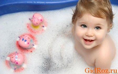 Незалежно від віку, гігієна залишається важливим моментом у житті дитини!