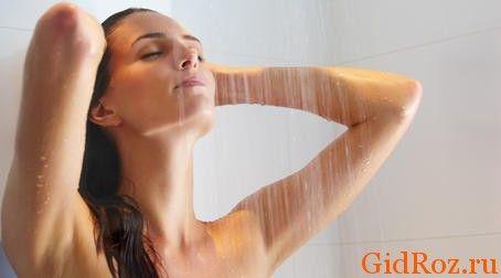 Допомогою у вирішенні складної проблеми може стати контрастний душ!