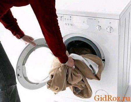 Рятівне винахід людства - пральна машинка! Тут головне - тільки правильно вибрати порошок!