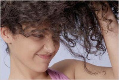 Як вилікувати кінчики волосся компрес