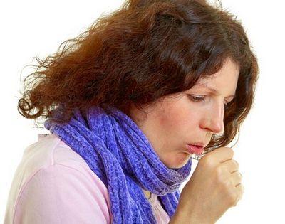 Як вилікувати сухий кашель дихальний