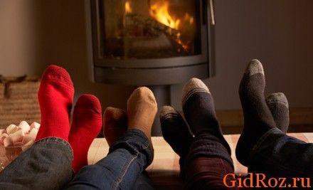 Запам`ятайте головне правило - носочки тільки натуральні. ніякої синтетики!
