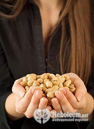 Калорійність арахісу і рекомендації для його вживання при схудненні