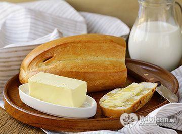 Калорійність білого хліба