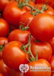 Калорійність помідорів