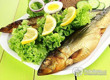 Калорійність риби