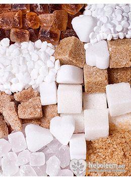 Калорійність цукру