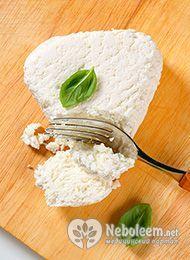Калорійність сиру
